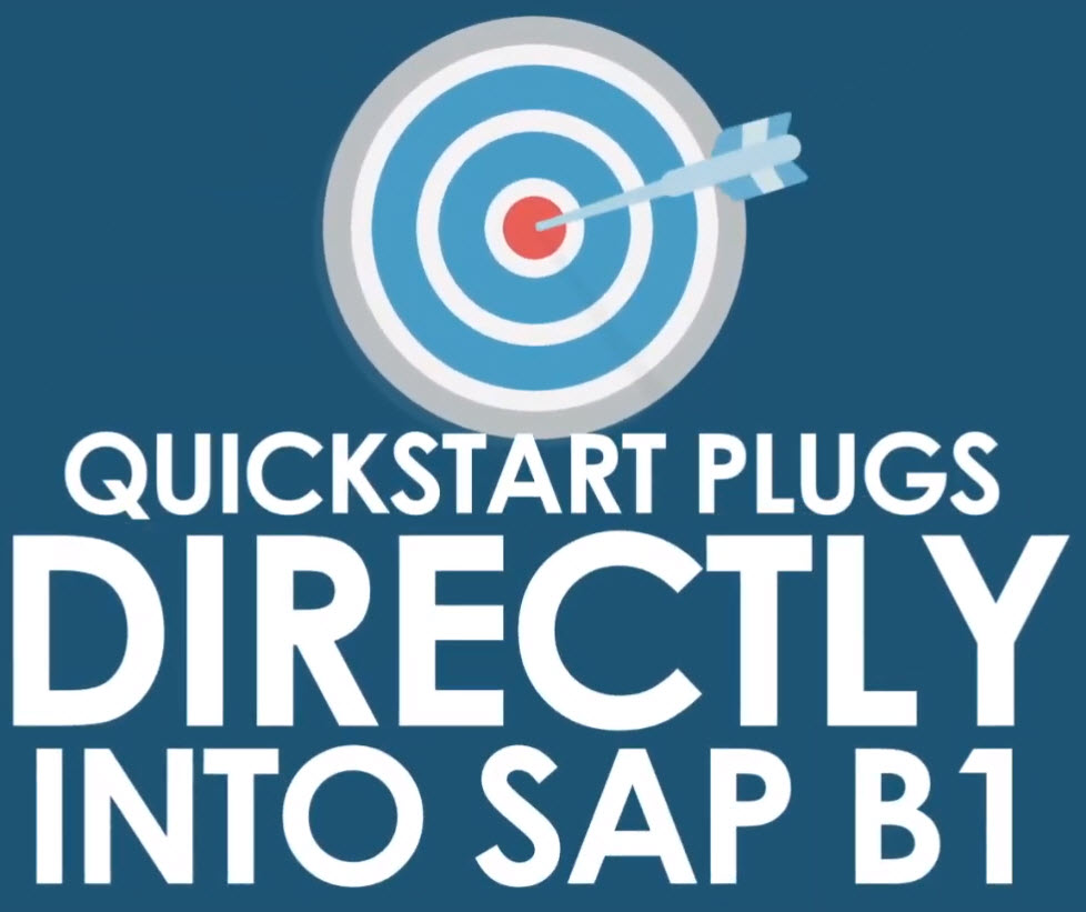 SAP B1 QuickStart 30-second video