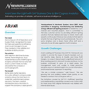 Arani Case Study